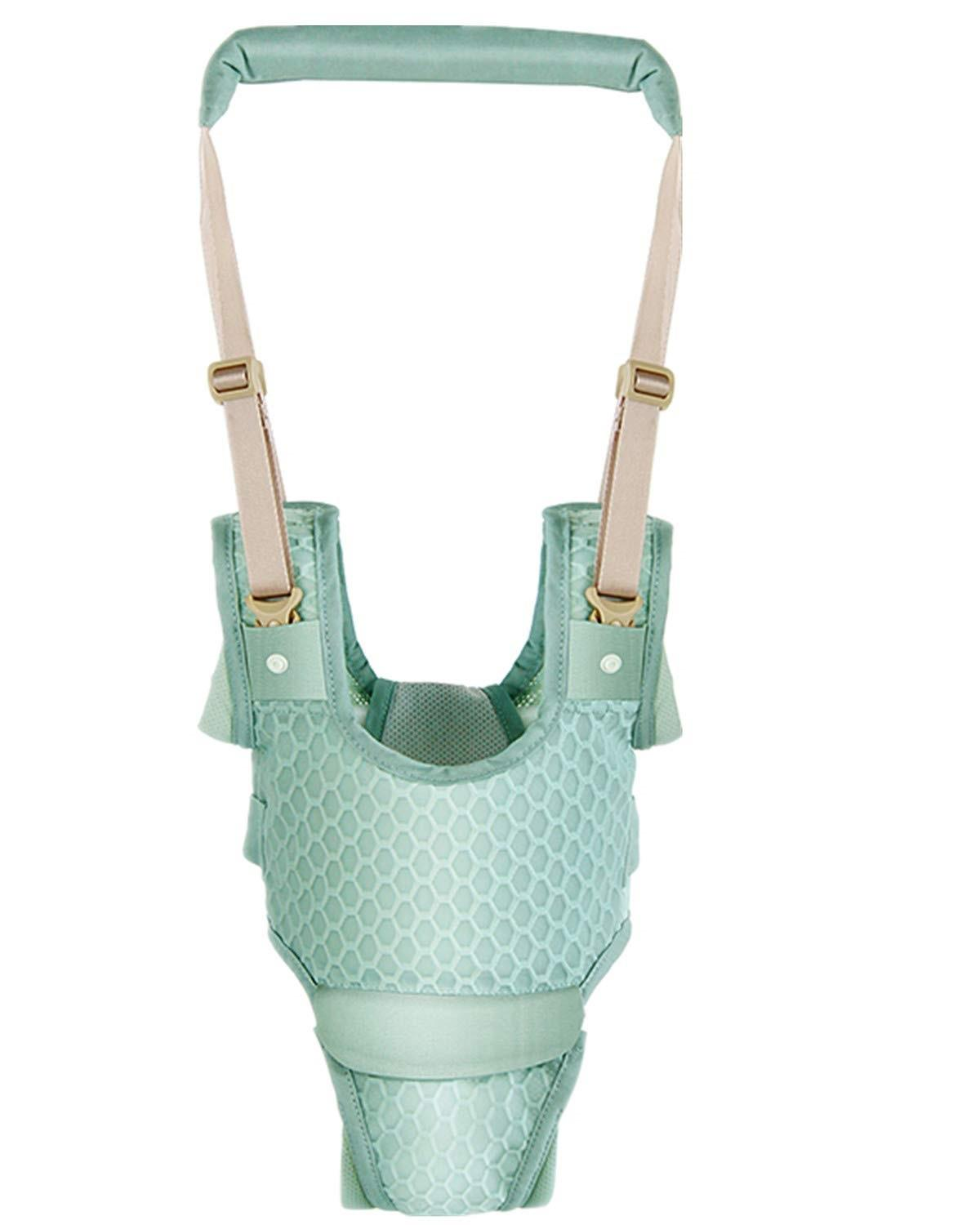 BABY HARNESS - MINT GREEN