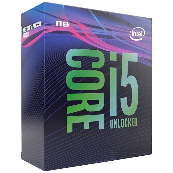 SKT1151 INTEL I5  9600K 3.7GHZ (4.60)