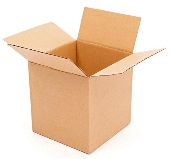 BOX - CARDBOARD MAX 12KG