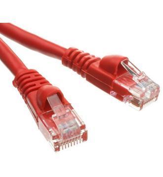 CAT5E     3M RED