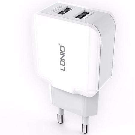 USB WALL CHG - 2P - 5V 2.4 A