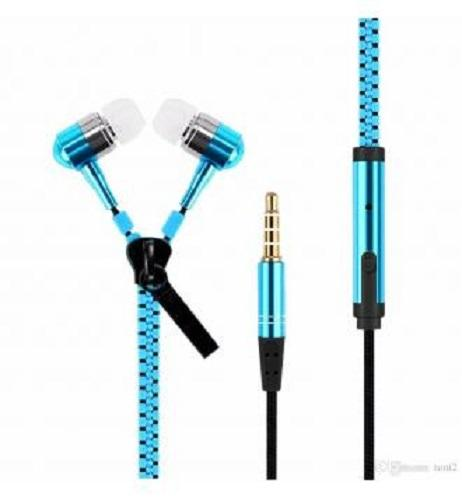 ZIPPER EB : BLUE