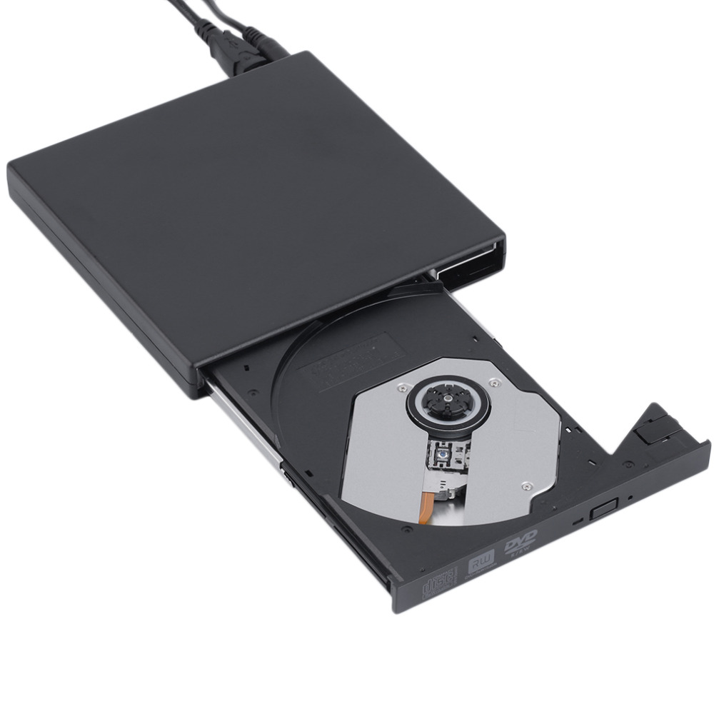 USB: DVD-RW 8X - SLIM - RETAIL