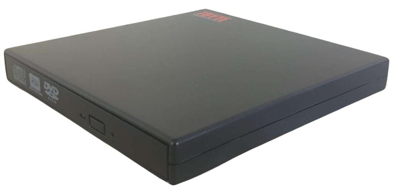 USB: DVD-RW 8X - BLACK