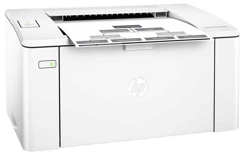 MLJ: SF HP LASERJET PRO M102A