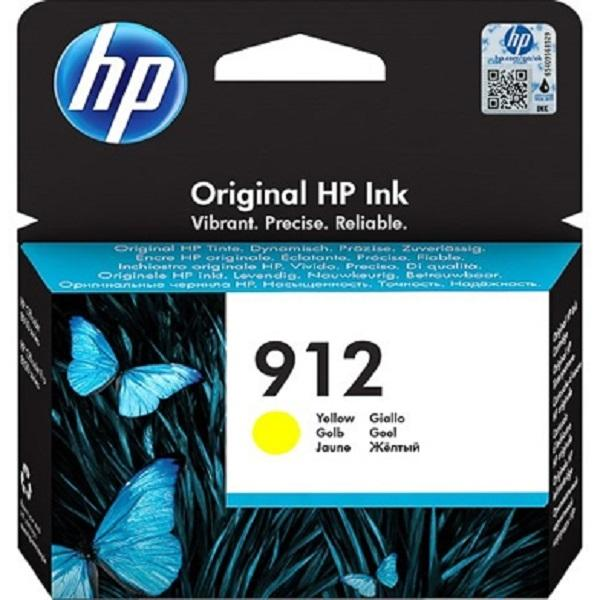 HP912 YELLOW INK FOR OFFICEJET PRO 8000