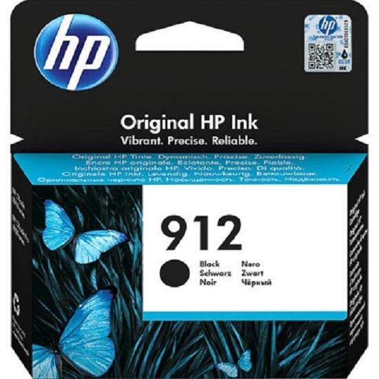 HP912 BLACK INK FOR OFFICEJET PRO 8000