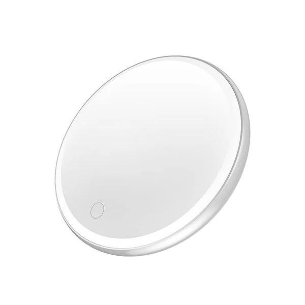 WLESS CHARGER/MIRROR - SLV