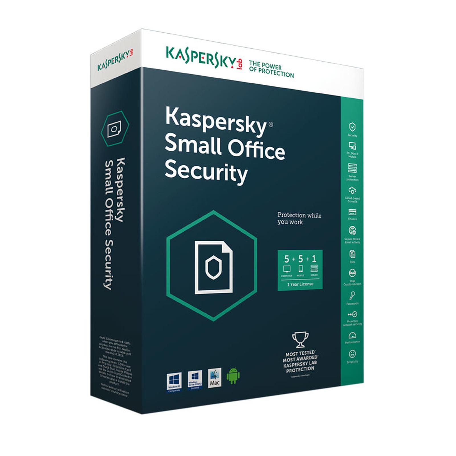 SMALL OFFICE  5+1 DVD