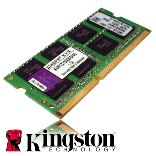 SODIMM:   4GB DDR3 1333