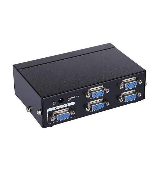 SPLIT 1-4 VGA 350MHZ