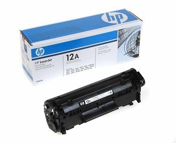 HP  12A BLACK