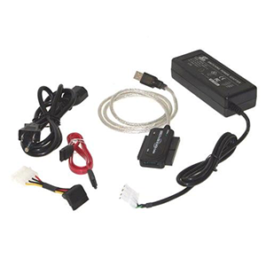 HDD: USB2.0 TO S-ATA/IDE KIT